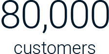 80,000 customers