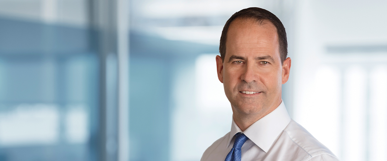 Darryl White, Chief Executive Officer