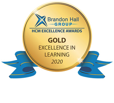 Brandon Hall award logo